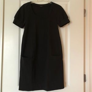 EUC Theory Drop Waist Dress (S)
